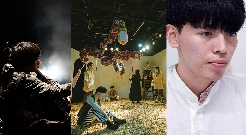 ROHM Theatre Kyoto + Kyoto Art Center<br> KIPPU Under 35 Creative Support Program