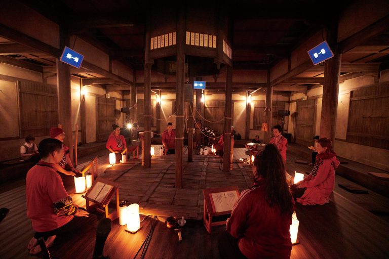 KYOTO EXPERIMENT 京都国際舞台芸術祭 2019<br>庭劇団ペニノ『蛸入道 忘却ノ儀』