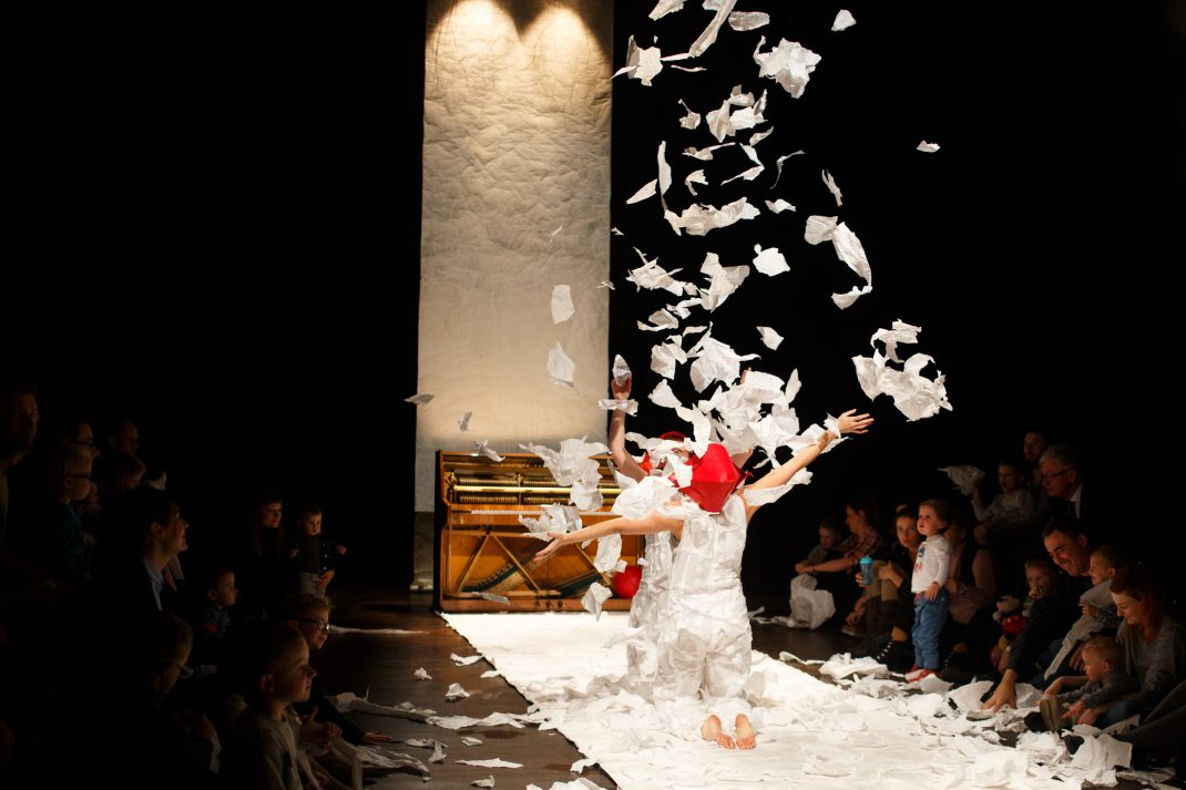 【Performance canceled】Mr. Satie–Made In Paper ATOFRI THEATER from Poland