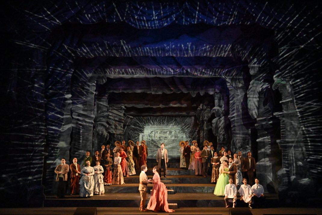 Mozart's The Magic Flute (all acts)