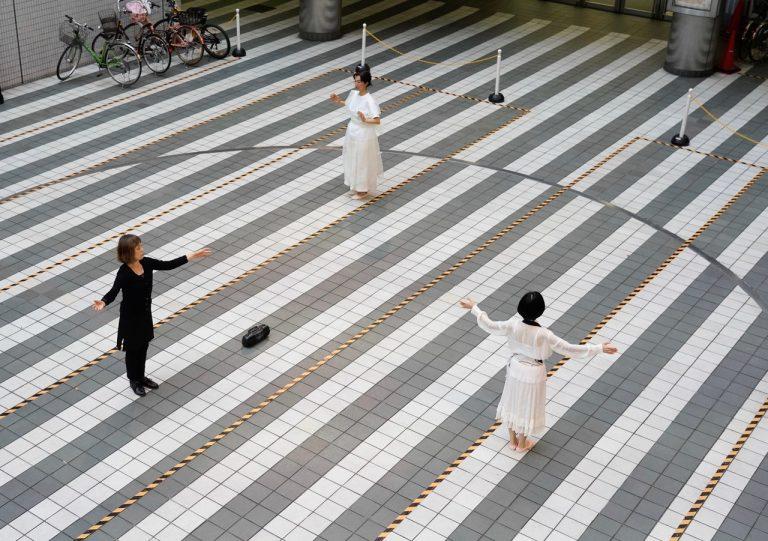 KYOTO EXPERIMENT 京都国際舞台芸術祭 2019フリンジ「オープンエントリー作品」東京ダンスシード『ダンス気功「繭(いと)の夢」+新作ソロ、デュオ』