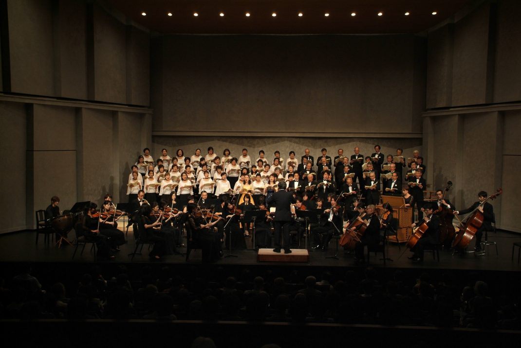 創立20周年記念 京都鴨川混声合唱団 第3回 演奏会
