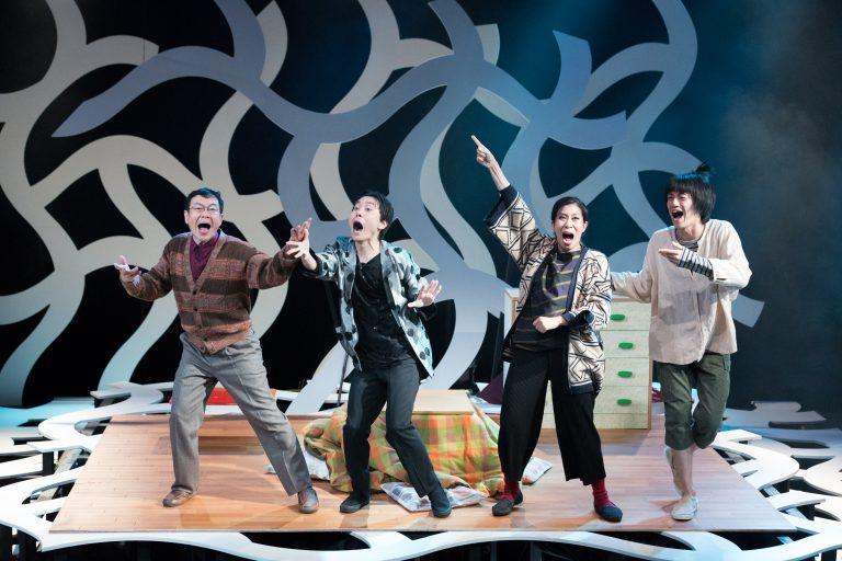 木ノ下歌舞伎「心中天の網島ー2017リクリエーション版ー」記録写真