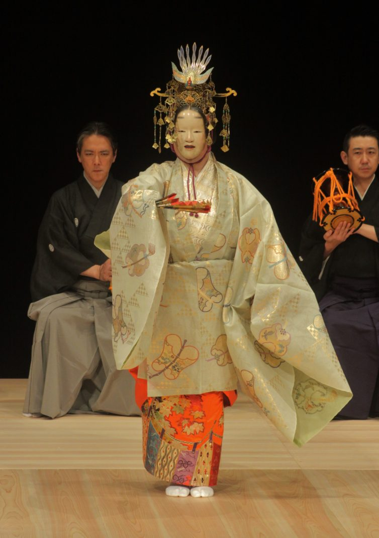 【Performance canceled】Charity Noh Performance: Prayers from Kyoto for the Reconstruction of Disaster Zones