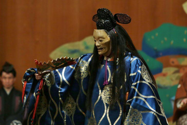 能楽チャリティ公演 ~被災地復興、京都からの祈り~
