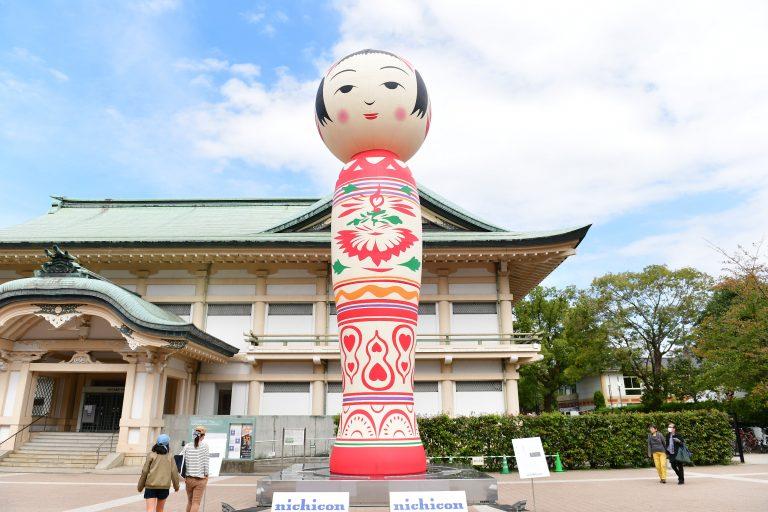 京都文化力プロジェクト 野外インスタレーション展示