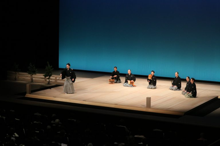 【Performance canceled】Accessible Noh ―Public Lectures for Viewing Kyoto Takigi Noh―
