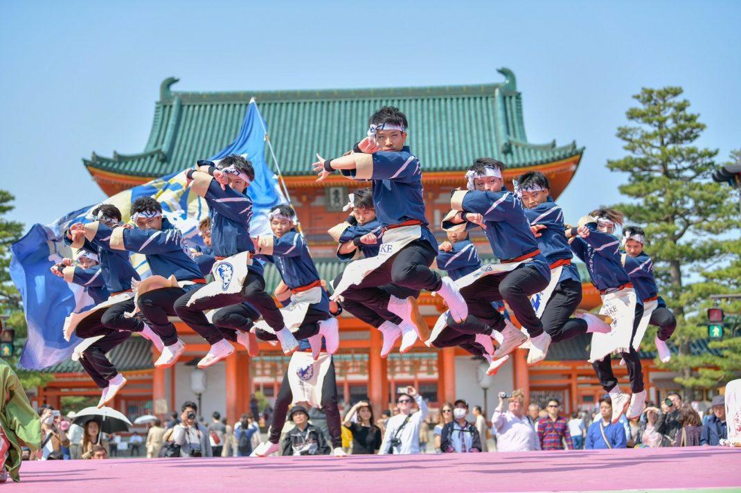 <開催中止>第16回 京都さくらよさこい