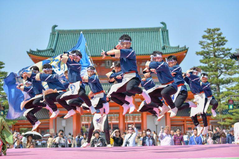 <開催中止 延期検討中>第16回 京都さくらよさこい