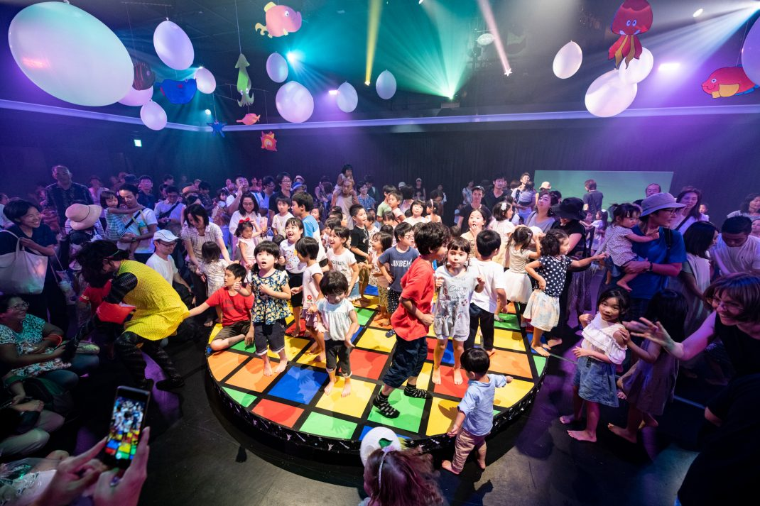 Play! Theatre in Summer 2020 Open Day