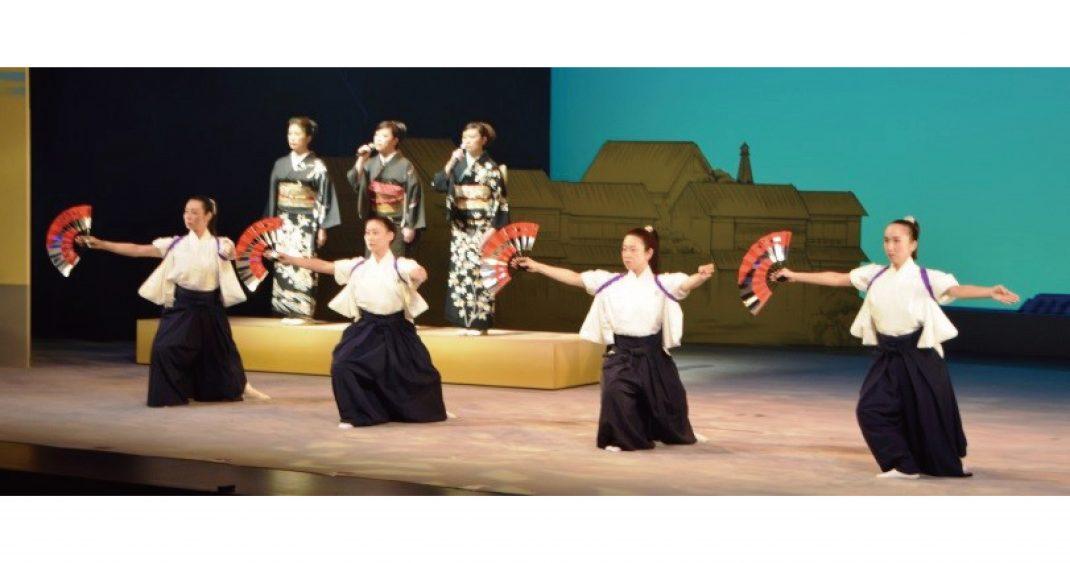 京都府次世代等古典芸能普及促進公演 平成30年「吟詠・剣詩舞道祭」