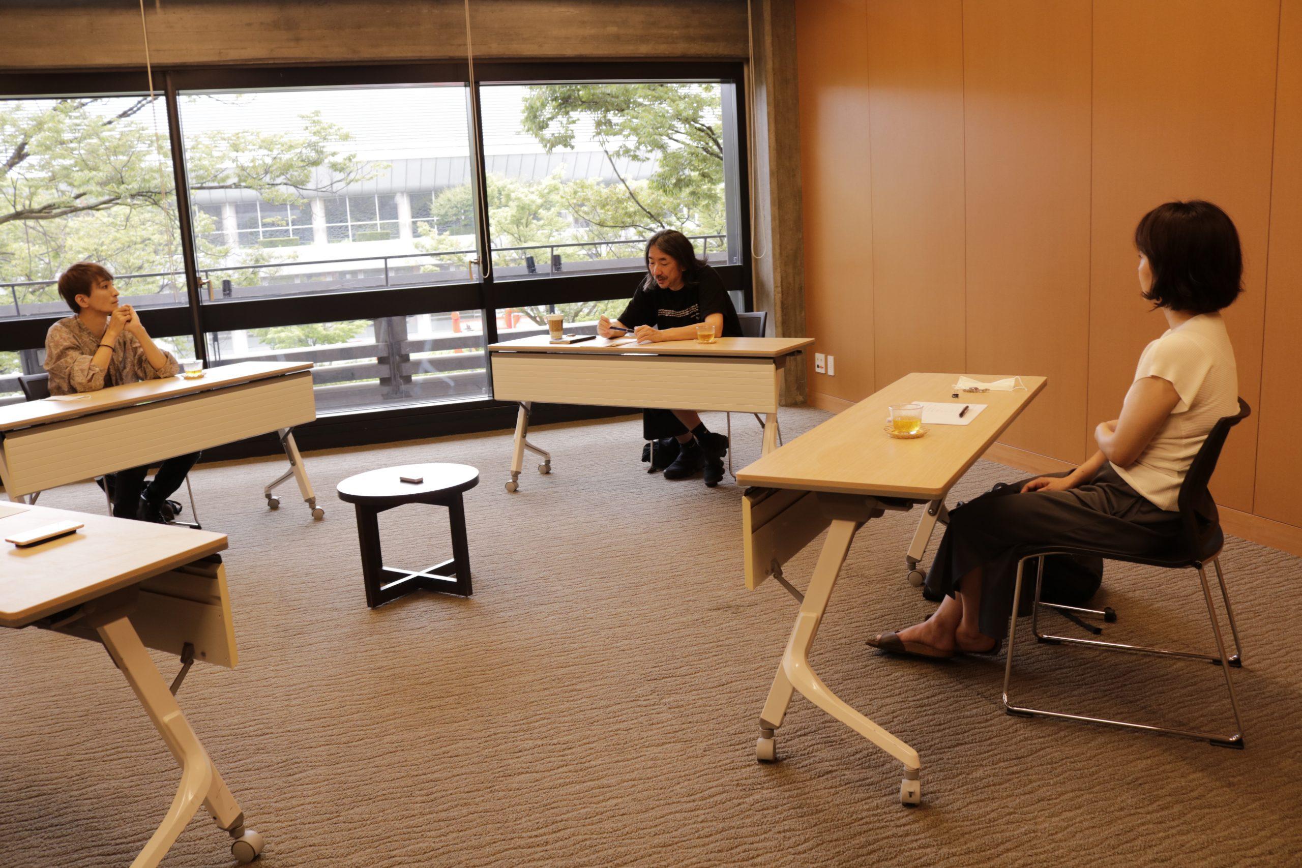 松田正隆と京都の若手演劇人による座談会:京都の演劇と『シーサイドタウン』。これまでのこと、これからのこと(後篇)