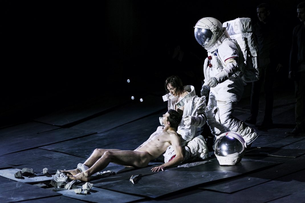 "Dimitris Papaioannou ""THE GREAT TAMER"""