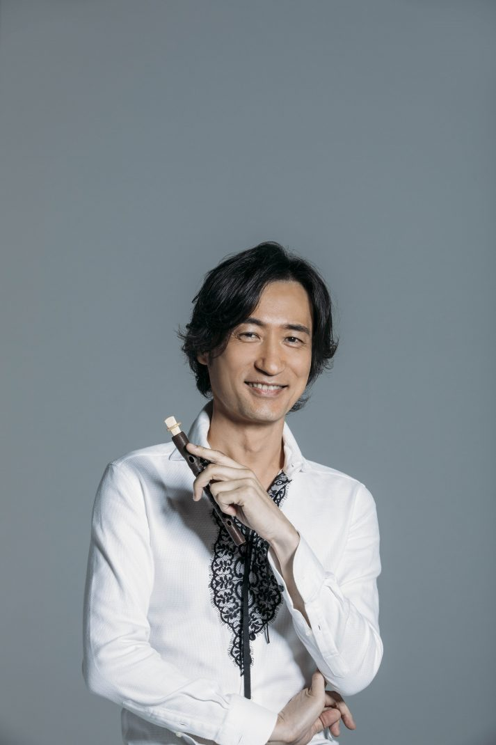 MIN-ON スペシャル公演東儀秀樹 雅楽&コンサートゲストにチェリスト溝口肇を迎えて