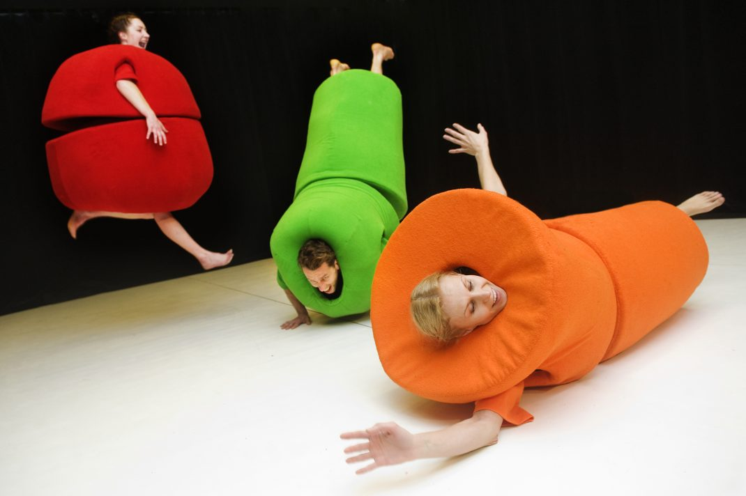 "Dansema Dance Theater (Lithuania) ""Puzzle"""