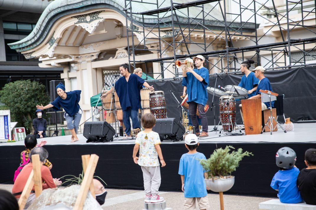 OKAZAKI PARK STAGE 2021