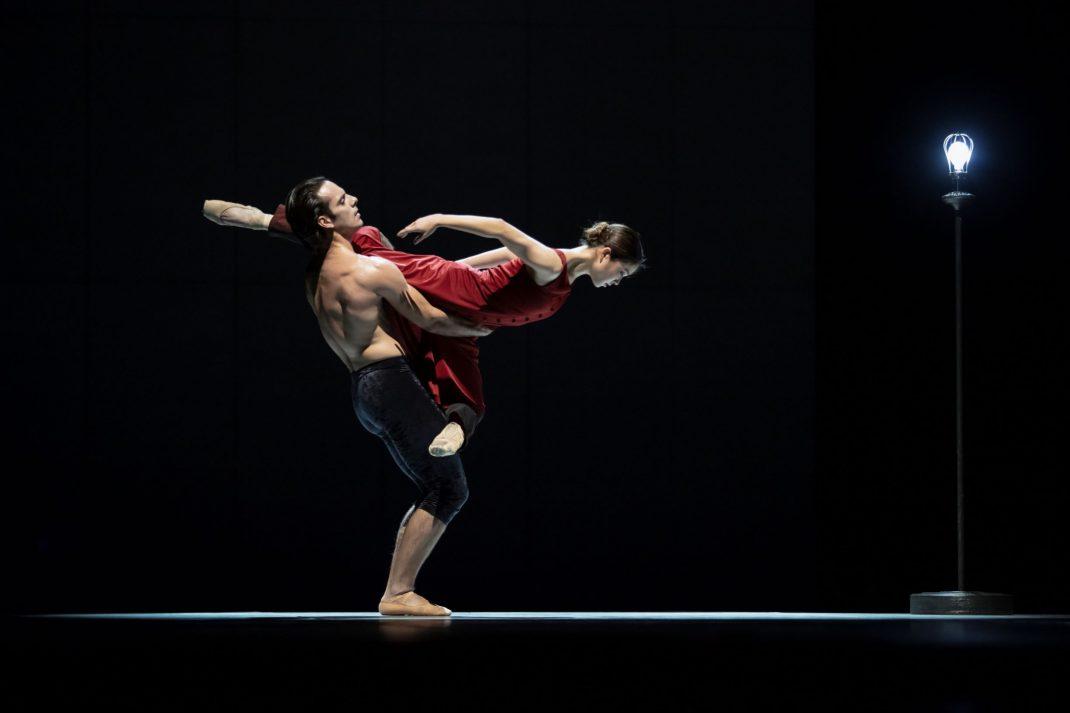 ハンブルク・バレエ団 映像上映会①「ベートーヴェン・プロジェクト」②「ゴースト・ライト」