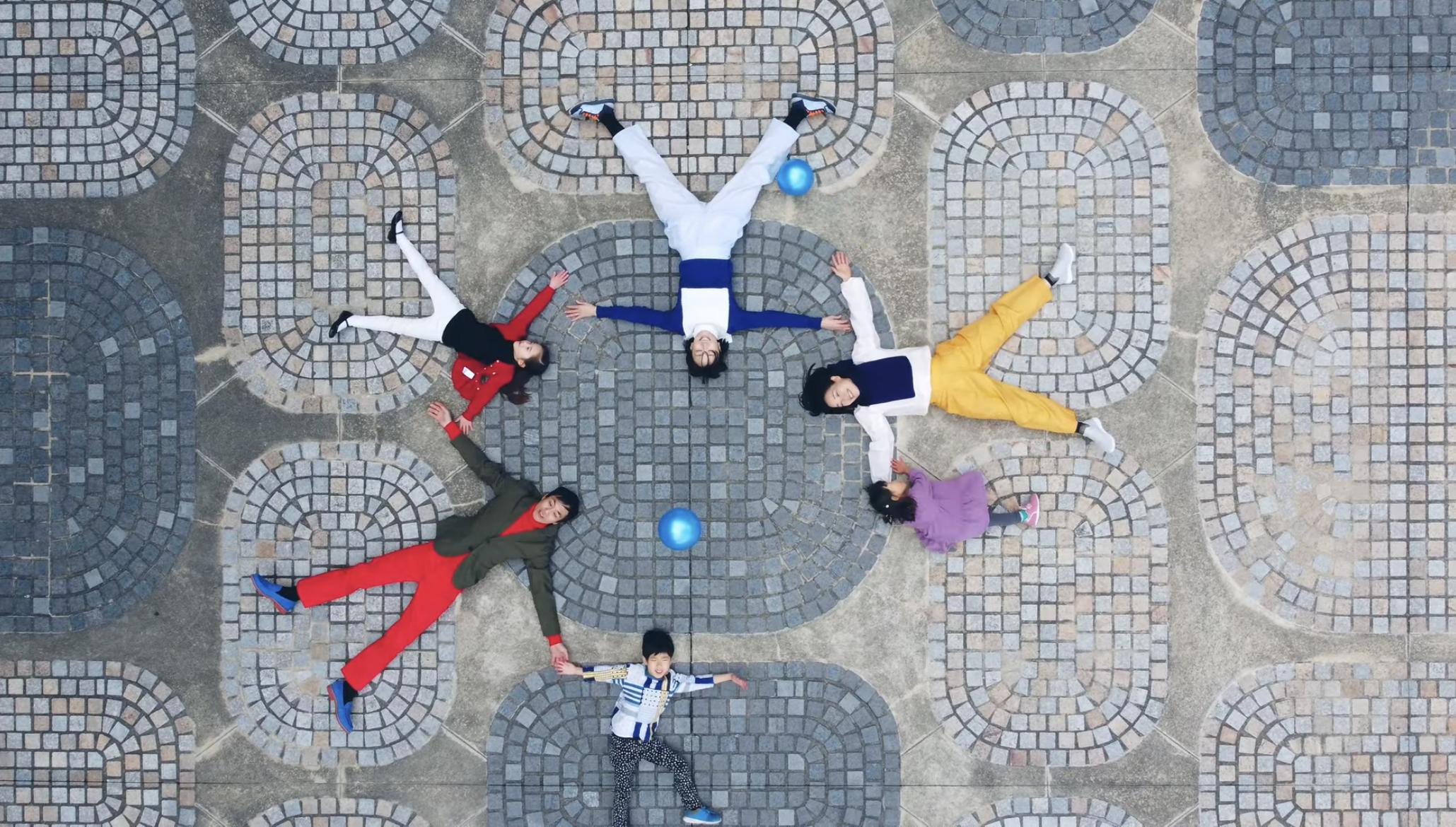 ロームシアター京都 建築ドキュメンテーションダンス