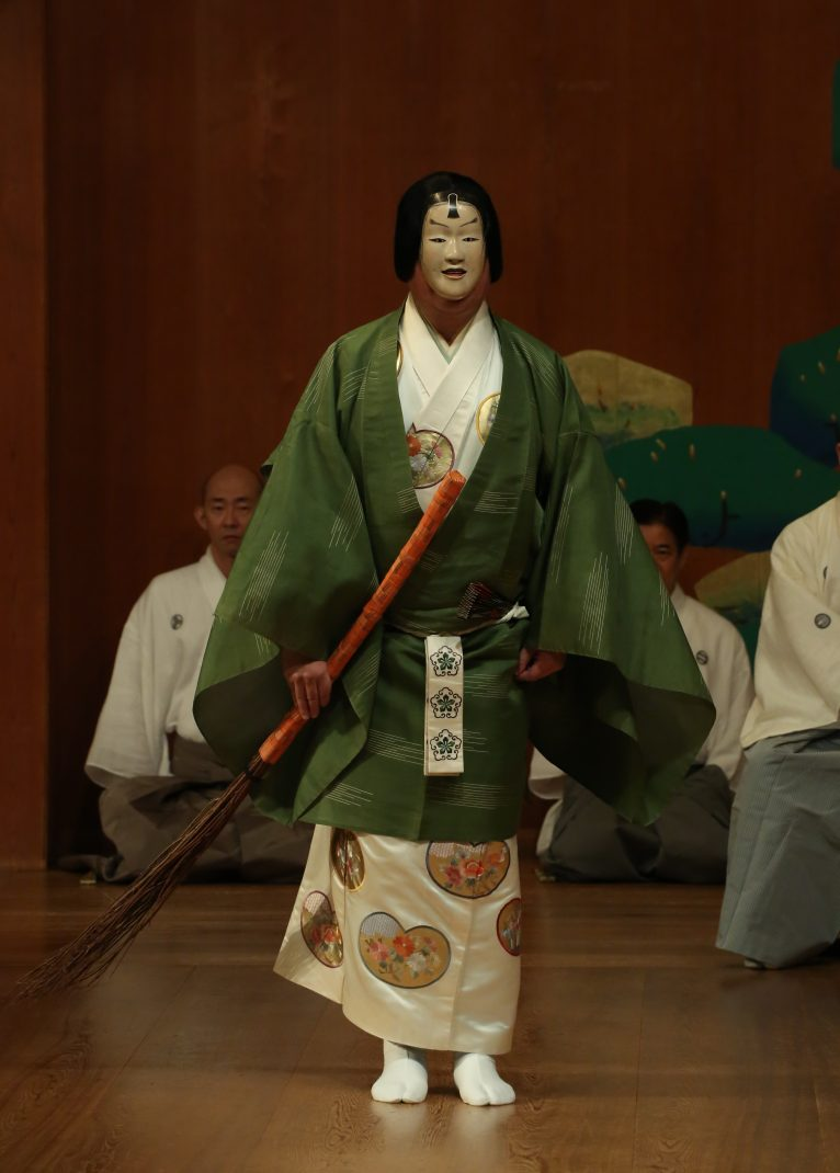 能楽チャリティ公演 ~祈りよとどけ、京都より~