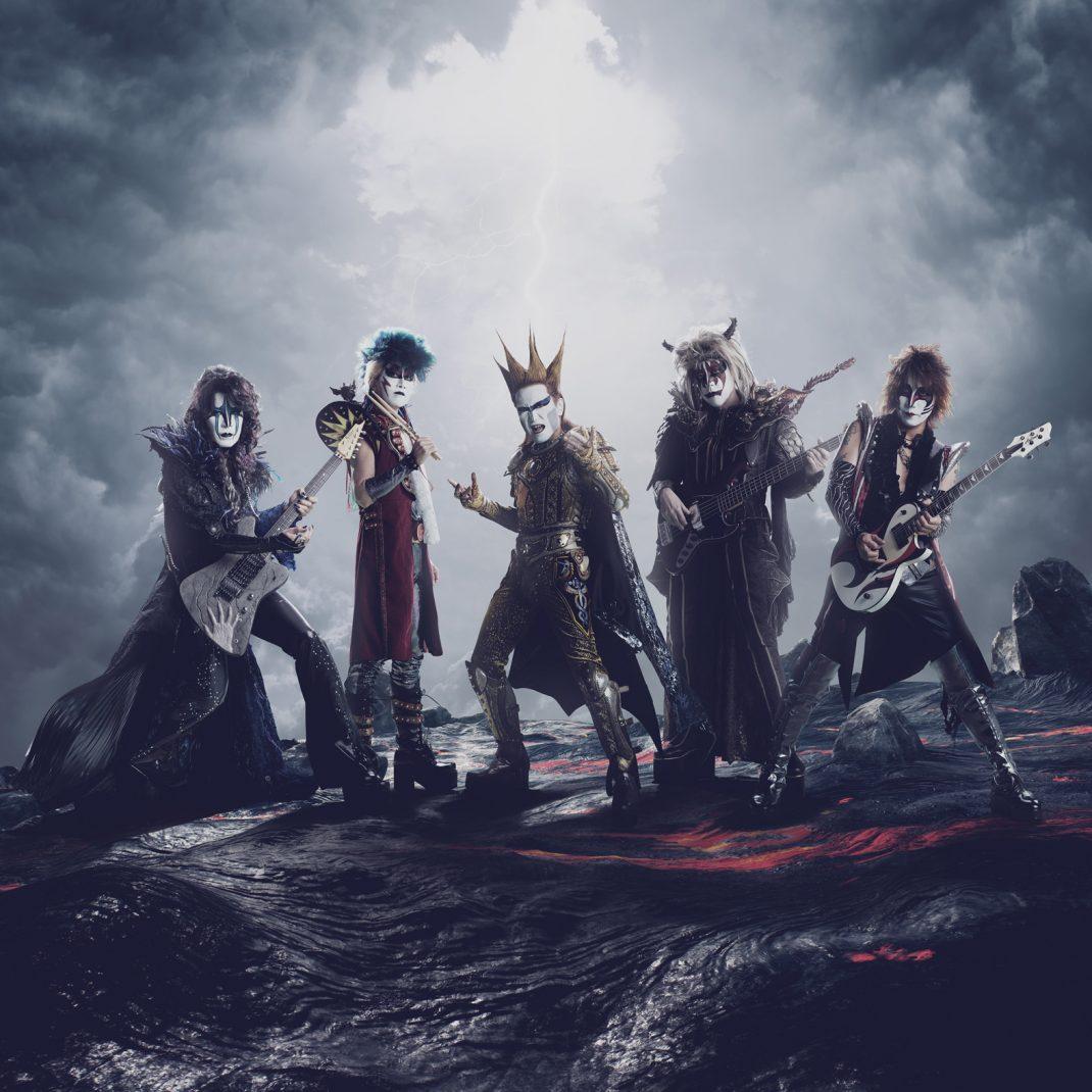 聖飢魔Ⅱ地球デビュー35周年期間限定再集結「ヴィデオ黒ミサ&生トークツアー『特別給付悪魔』」