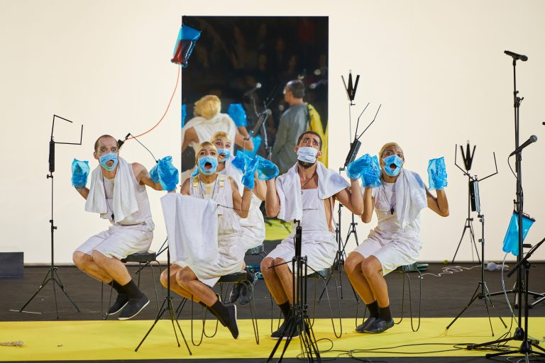 KYOTO EXPERIMENT 京都国際舞台芸術祭 2018 記録写真
