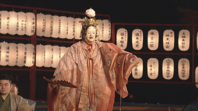 【Performance canceled】71st Annual Kyoto Takigi-Noh
