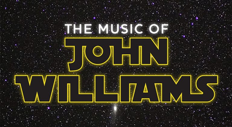 The MUSIC OF JOHN WILLIAMS : STAR WARS AND BEYOND