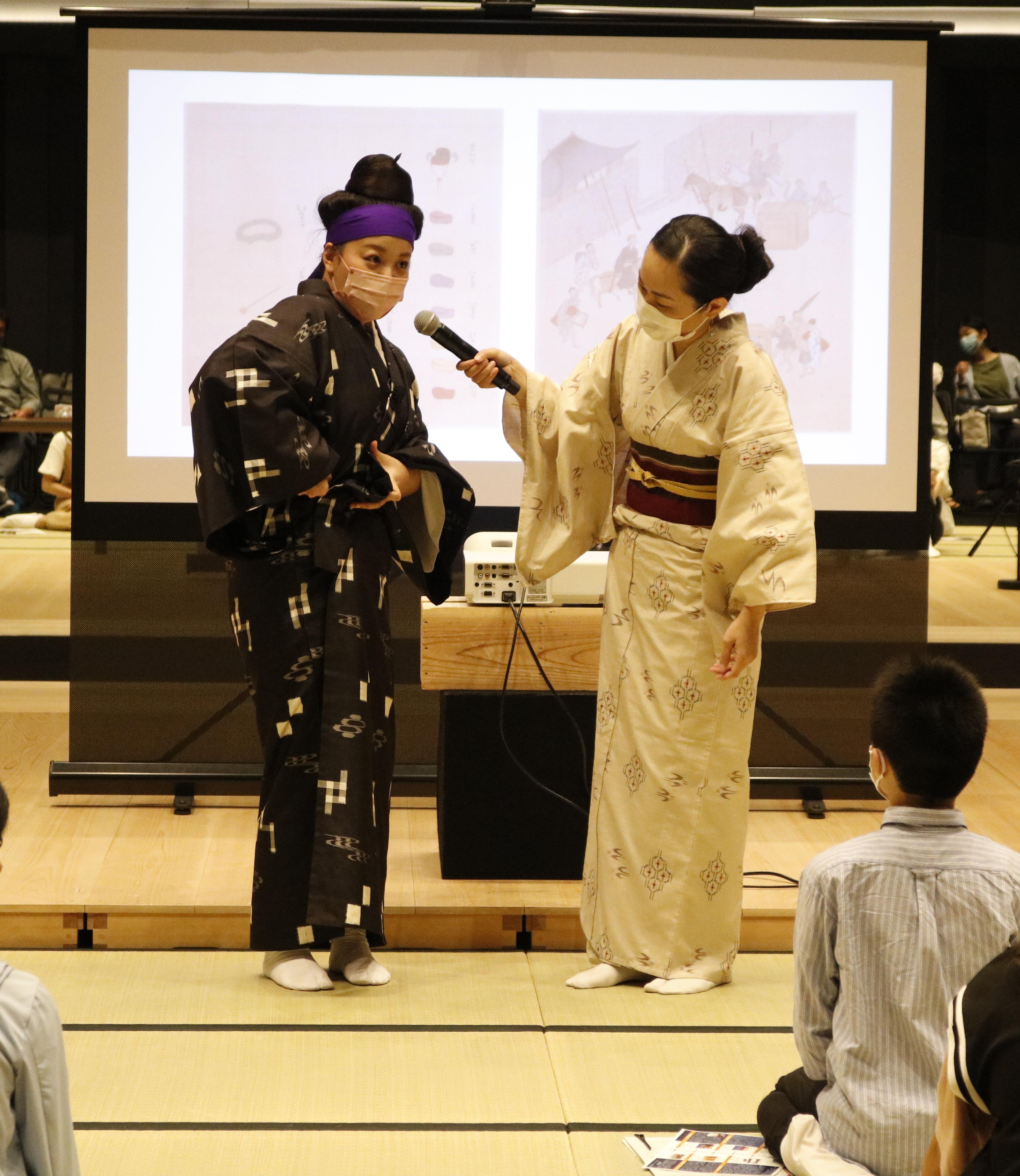 海が育んだ芸能の歴史──琉球芸能を学ぶ