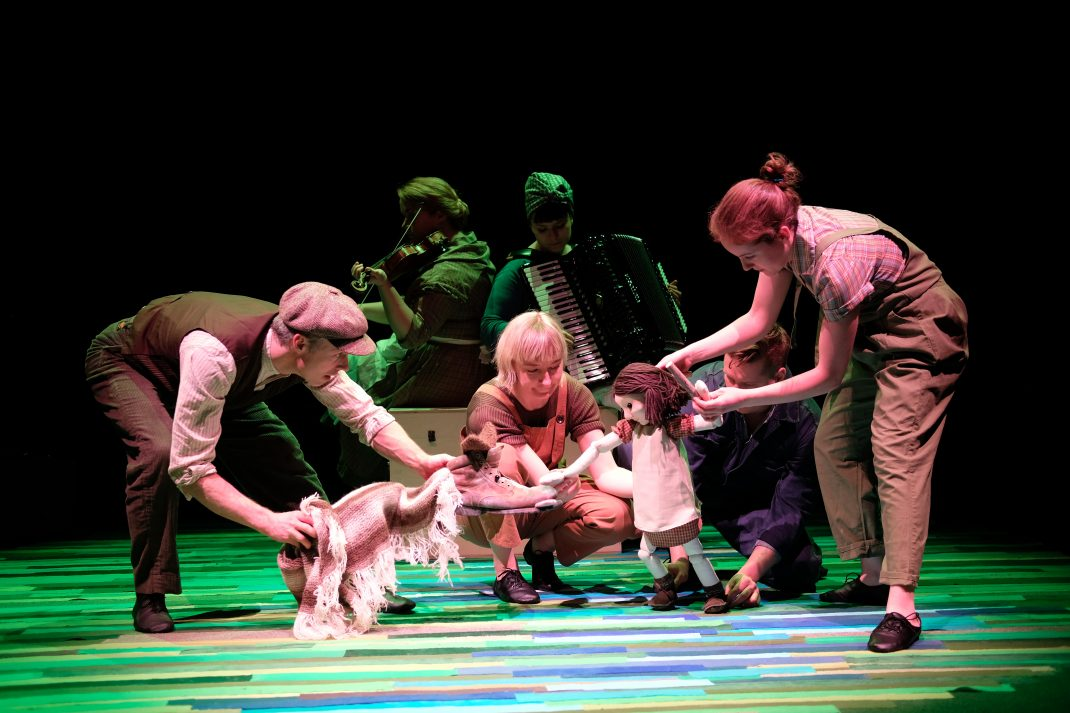 【Performance canceled】Own Two FeetMidnight Theatre Company from Iceland