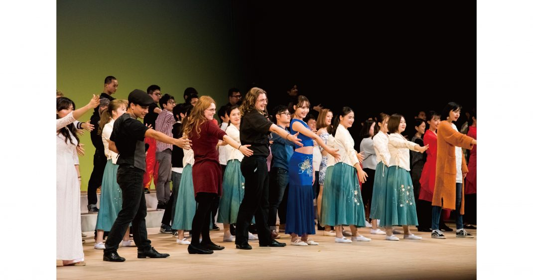 関西留学生音楽祭 in KYOTO 25th
