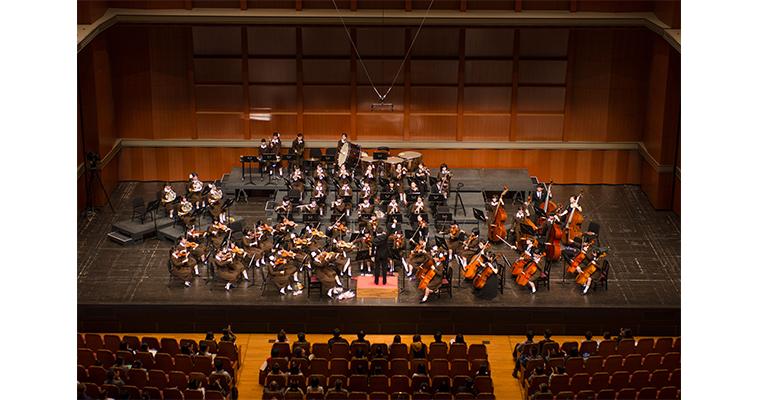 ノートルダム女学院中学高等学校オーケストラクラブ第22回定期演奏会