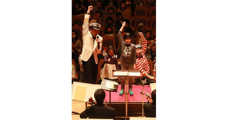 日本フィル 小学生からのクラシックコンサート2017