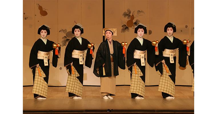 井上愛子(四世八千代)13回忌追善京舞
