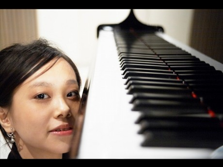 Akiko Samukawa Piano tuned only to C Concert