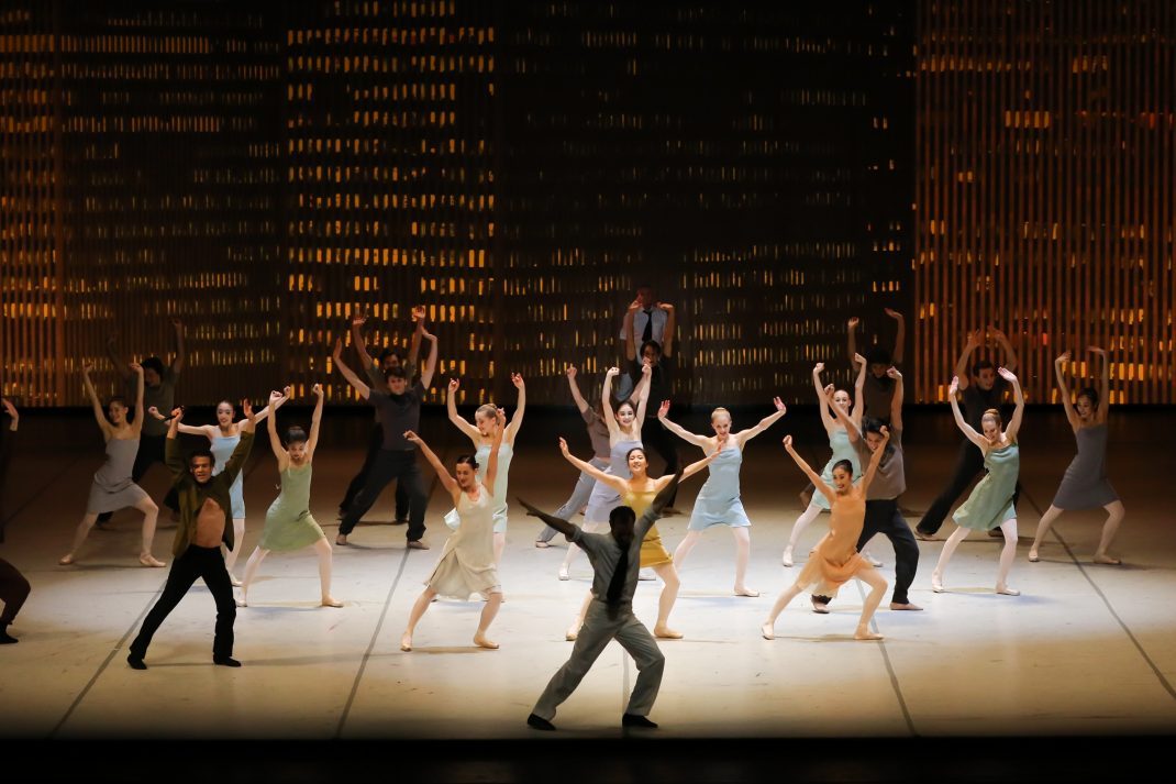 "Hamburg Ballet : Gala Performance ""The World of John Neumeier"""