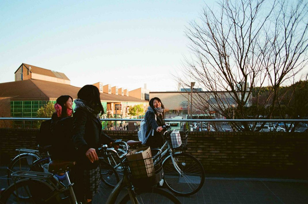Circulation Kyoto: Creating Local Media for Changing How We View the City