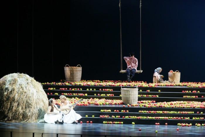 """Mariinsky Theatre Opera """"Eugene Onegin"""""""