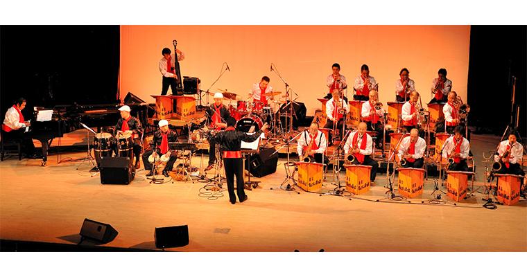 ジャズ&ラテンフェスティバルアロージャズオーケストラ×見砂和照と東京キューバンボーイズ