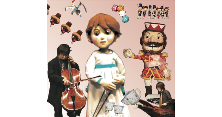 人形劇団京芸 夏休み親子人形劇「プッペン*ムジーク」