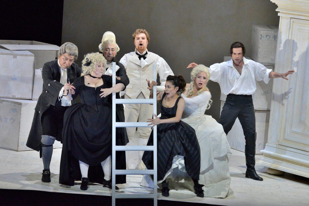 新国立劇場高校生のためのオペラ鑑賞教室・関西公演 「フィガロの結婚」全4幕