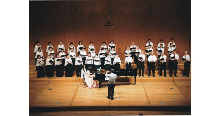 京都鴨川混声合唱団 第2回演奏会