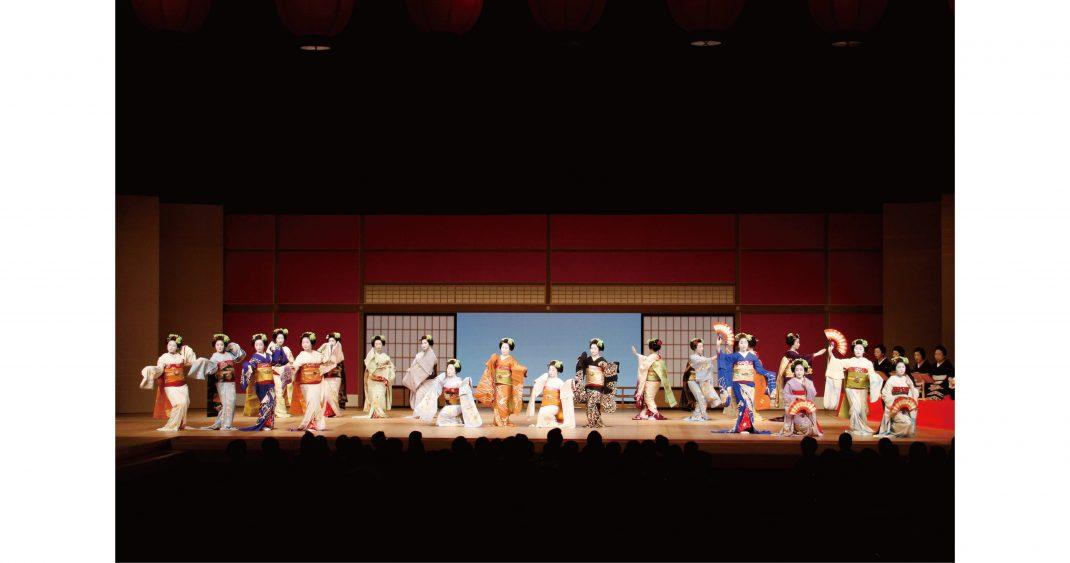 第25回記念 京都五花街合同公演「都の賑い」