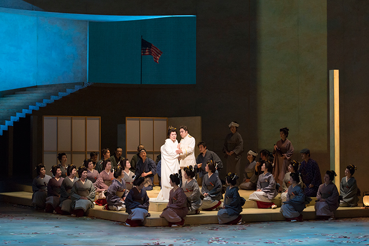 "New National Theatre, Tokyo Opera for High School Students 2017 ""Madama Butterfly"""