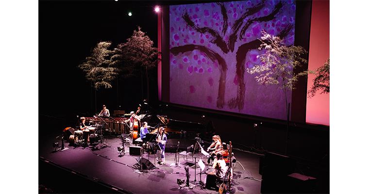 京都岡崎音楽祭 OKAZAKI LOOPS高木正勝「大山咲み(おおやまえみ)」