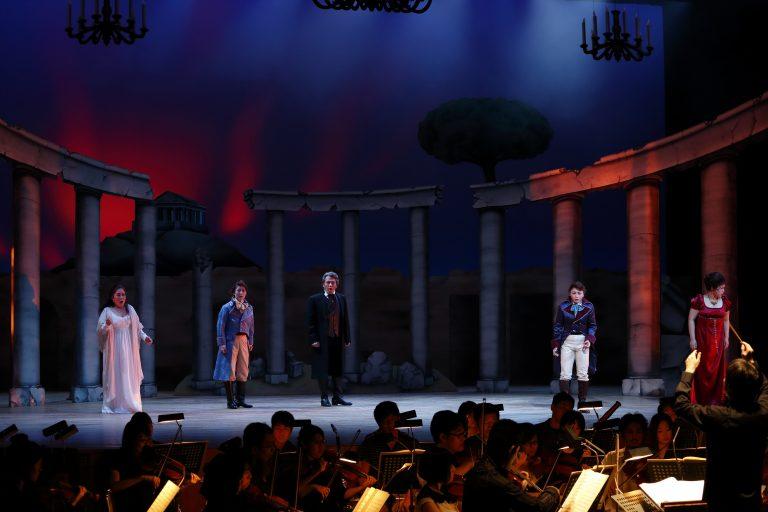 モーツァルト作曲「皇帝ティートの慈悲」全2幕
