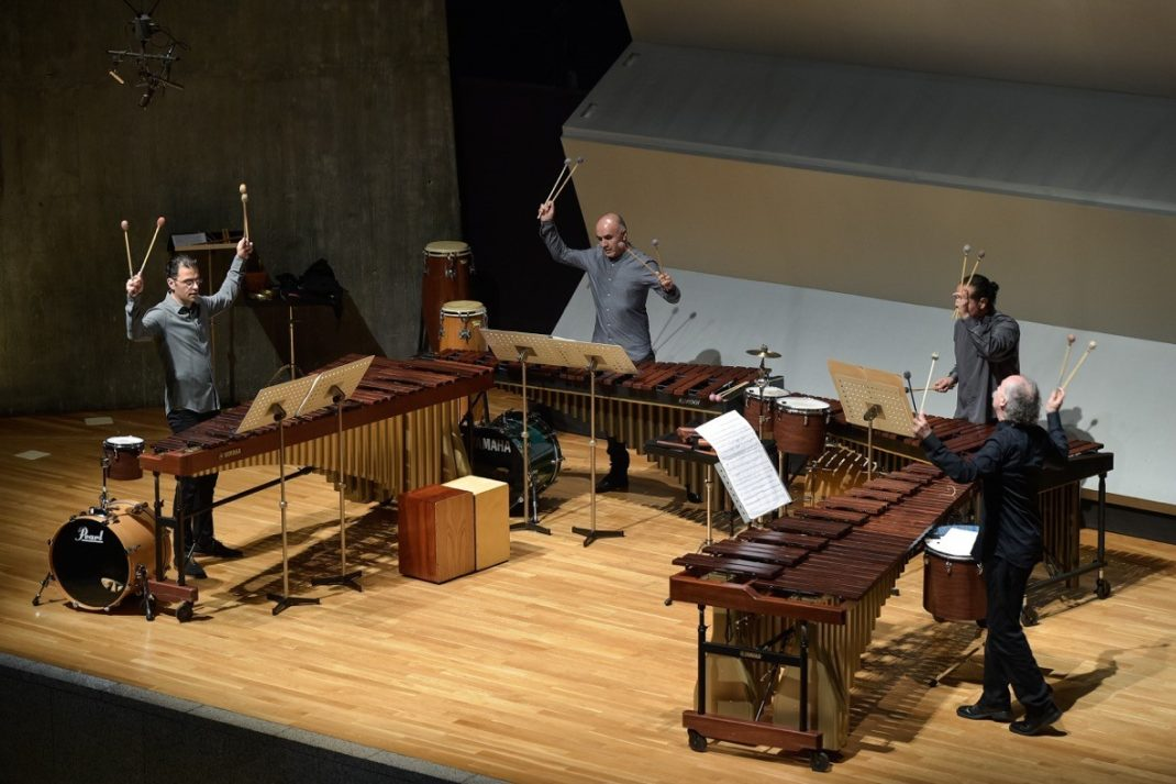 Tambuco Percussion Ensemble Concert