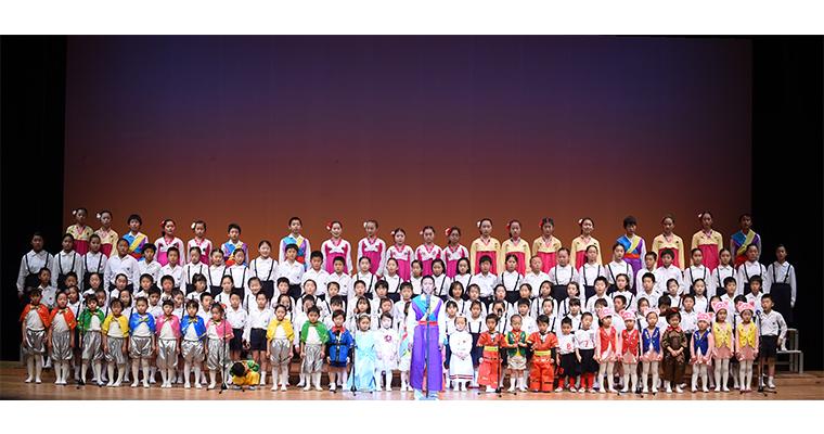 京都朝鮮初級学校 第5回学芸会