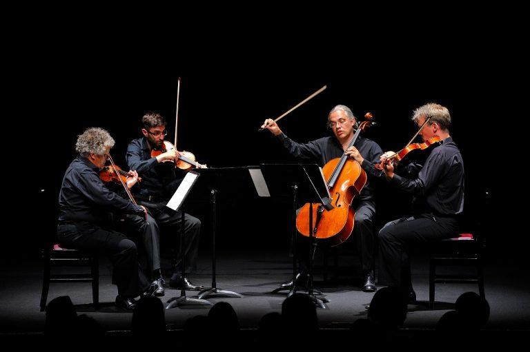 Arditti Quartet (Music) × Tsuyoshi Shirai (Dance)
