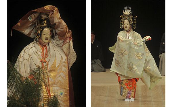能楽チャリティ公演~被災地復興、京都からの祈り~