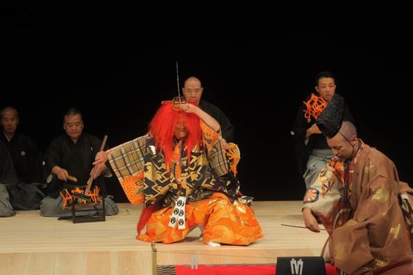 Charity Noh Performance: Prayers from Kyoto for Reconstruction of Disaster Zones
